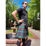 Isle of Skye Mini Tartan Skirt - Deluxe