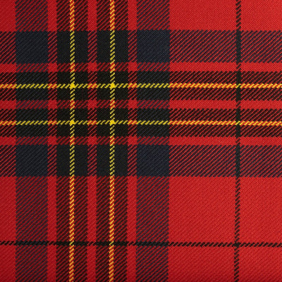 Leslie Red Tartan Mini Skirt - Deluxe