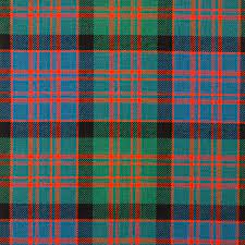MacDonald Ancient Tartan Mini Skirt - Deluxe