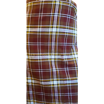 MacLean of Duart Tartan Mini Skirt - Deluxe