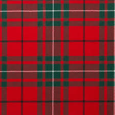 MacAuley Red Tartan - Child