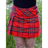 Royal Stewart Mini Skirt