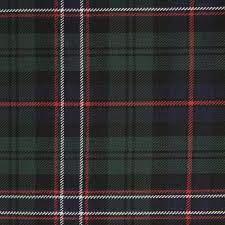 Scottish National Tartan Mini Skirt - Deluxe