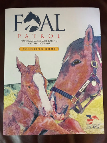 Book - Foal Patrol Coloring Book