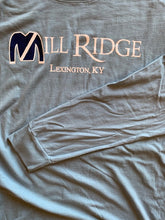 Mill Ridge Light Blue Long Sleeve Tee