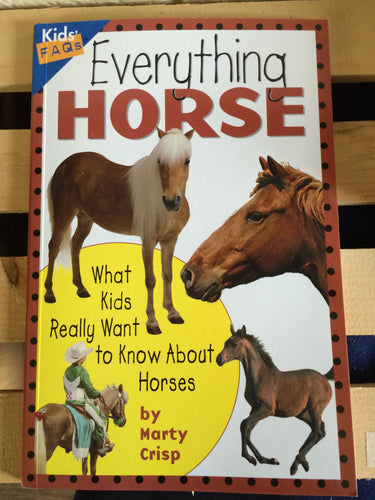 Book - Everything Horse