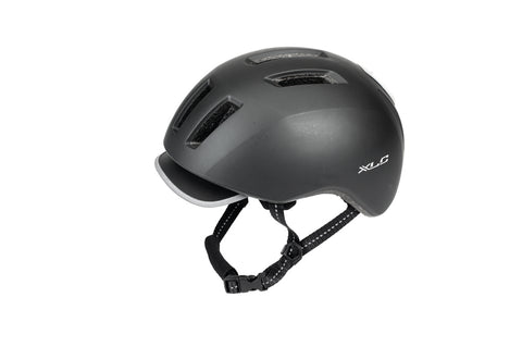 XLC CITY HELMET BLACK