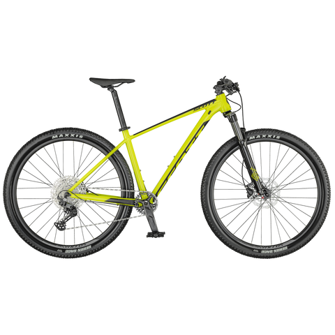 SCOTT SCALE 980 YELLOW BIKE 2021 IN STORE NOW IN MEDIUM