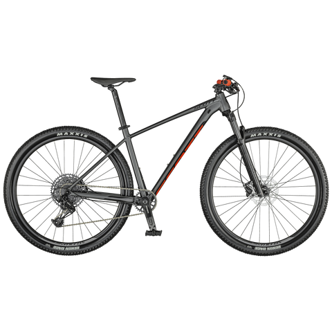 SCOTT SCALE 970 DARK GREY BIKE 2021