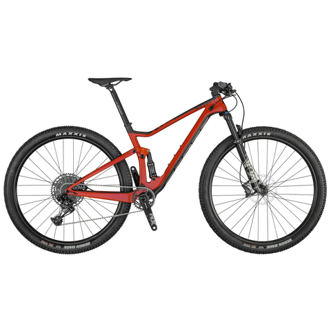 SCOTT SPARK RC 900 COMP RED BIKE 2021