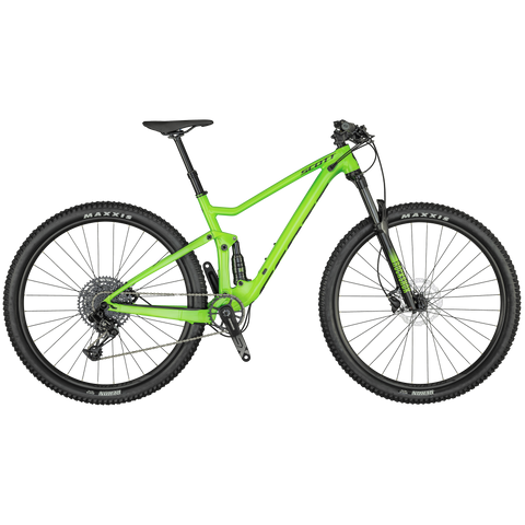 SCOTT SPARK 970 SMITH GREEN BIKE 2021 Available in store