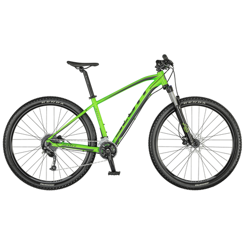 SCOTT ASPECT 950 SMITH GREEN BIKE 2021 IN STORE