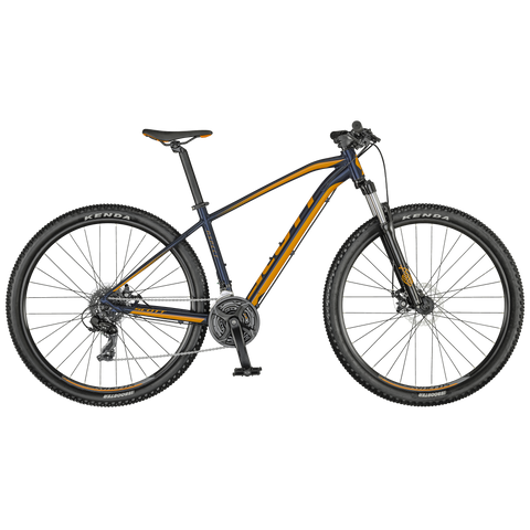 SCOTT ASPECT 770 STELLAR BLUE BIKE 2021
