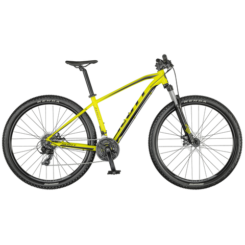 SCOTT ASPECT 770 YELLOW BIKE 2021