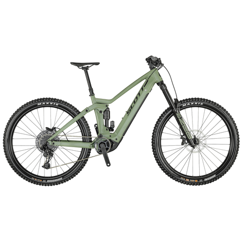 SCOTT RANSOM eRIDE 920 BIKE 2021