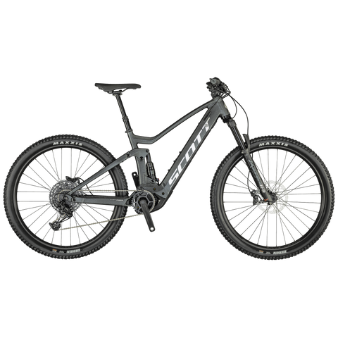 SCOTT STRIKE eRIDE 930 2021 BLACK IN STORE