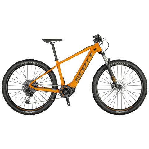SCOTT ASPECT eRIDE 920 ORANGE BIKE 2021