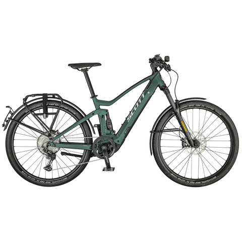 SCOTT AXIS eRIDE EVO SPEED BIKE 2021