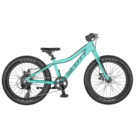 SCOTT ROXTER 20 TEAL BLUE BIKE 2021