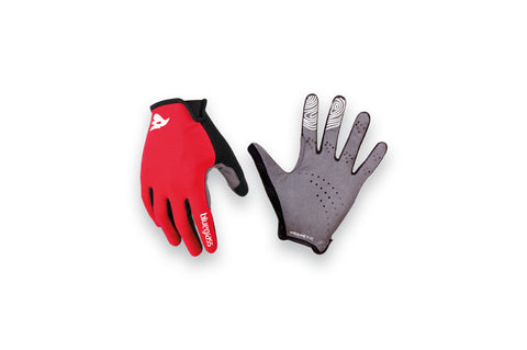 BlueGrass MAGNETE LITE GLOVE - RED & WHITE