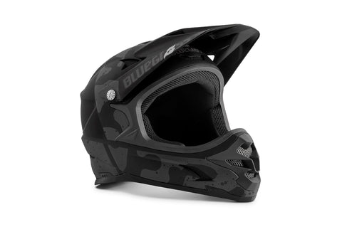 BlueGrass INTOX HELMET - BLACK CAMO (MATT)