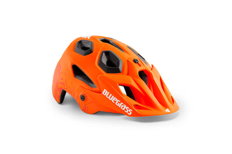 BlueGrass GOLDEN EYES HELMET - ORANGE TEXTURE (MATT)
