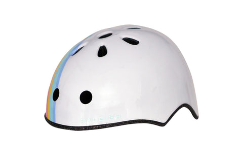 POP WHITE CHILDRENS CYCLE HELMET
