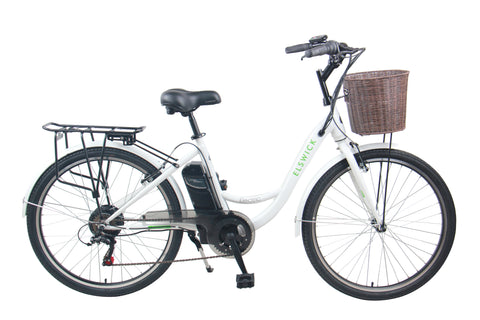 Elswick 26″ Traditional Style Electric Bike