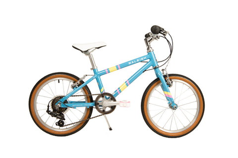 Raleigh Pop 18 Light Blue 2021 IN STORE NOW!