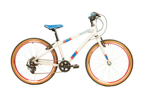Raleigh Pop Silver 24'' 2021 IN STORE NOW!