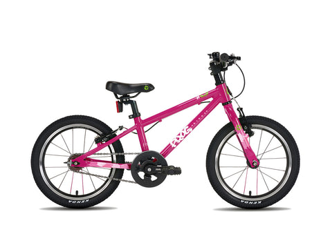 First pedal bike- FROG 44 (PINK) IN STORE NOW!