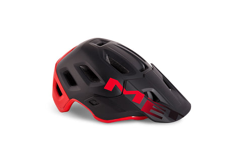 ROAM MIPS BLACK RED MATT