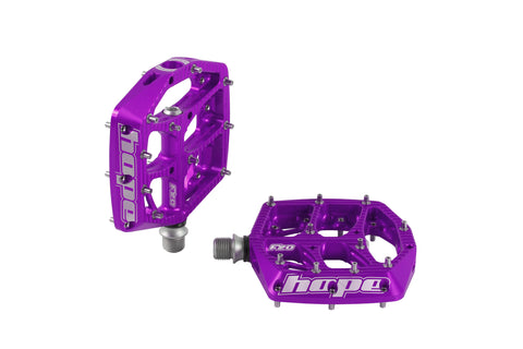 F20 Pedals - Pair Purple