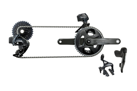 Sram FORCE ETAP AXS 2X D1 ELECTRONIC ROAD GROUPSET