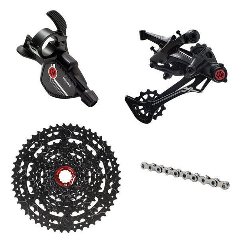 Box Two Prime 9 Speed Multi Shift X-Wide Groupset
