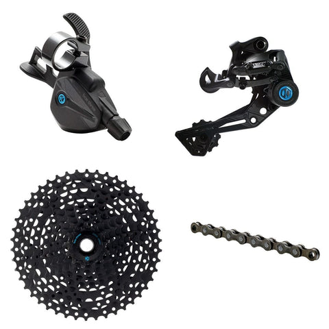 Box Three Prime 9 Speed Multi Shift Wide Groupset