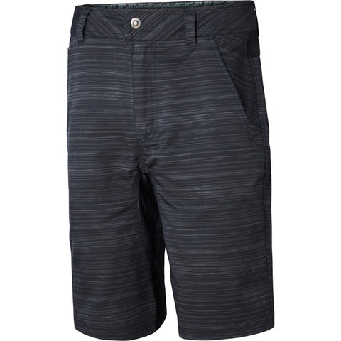 Madison Roam men's shorts, pinned stripes black / phantom IN STORE
