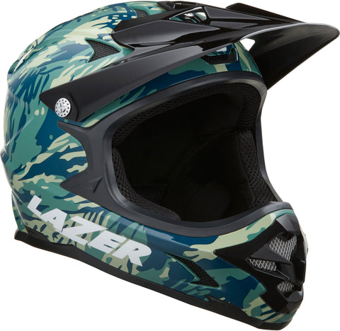 Phoenix+ Helmet, Green, Medium IN STORE