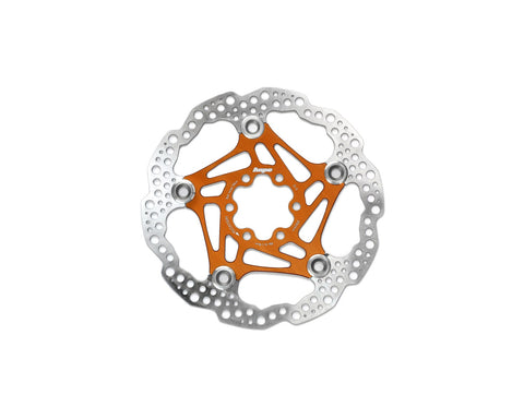 Hope Universal - 6 Bolt - Floating - Orange Disc In store now!