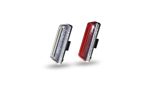 COMET X PRO FRONT AND REAR LIGHT SET