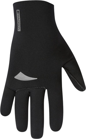 Shield men's neoprene gloves, black