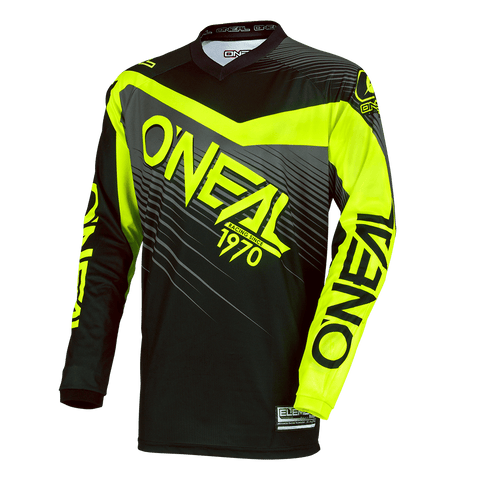 O'Neal Element Jersey Racewear Black/Neon