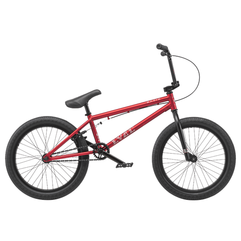 "Radio Evol BMX Bike 20"" Matte Metallic Red"