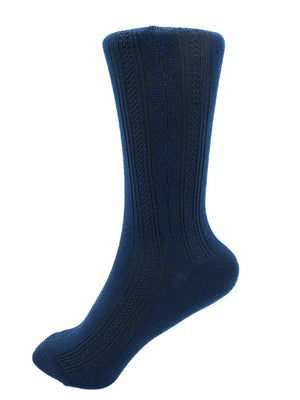 Women's 2pairs of Sofra Dress Socks | 3Colors