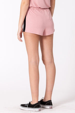 Contrast Side Stripes Shorts | 4 Colors