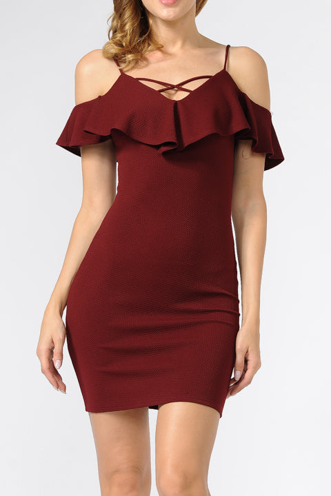 Bullet Dress | 4 Colors Available