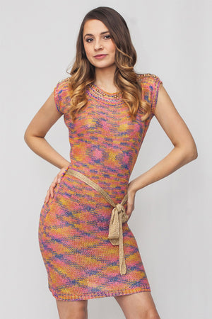 Multi-Color Dress