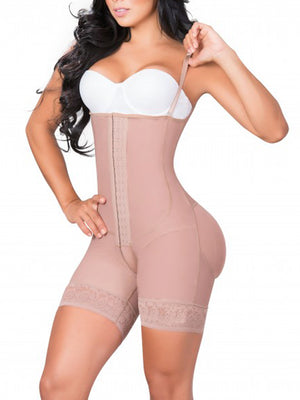 Jackie London Shorts Bodyshaper With Covered Back