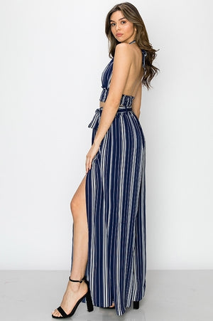 Two Piece Set Top and Tulip Pants | 3 Colors