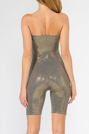 Sequin Romper | 3 Colors Available